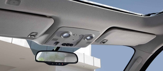 GMC Sunroof