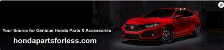 Honda Parts For Less Logo