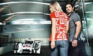 The Porsche Racing Collection – inspired by motor racing.