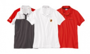Men's polo shirts: a leisure classic.