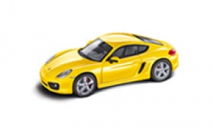 Porsche Cayman model cars: the enjoyment of collecting.