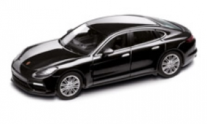 The Porsche Panamera: luxury class models.