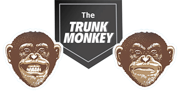 Trunk Monkey Parts.com Oldsmobile Logo