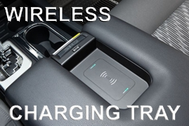 Wireless Charging Tray