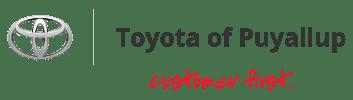 Toyota Of Puyallup Logo
