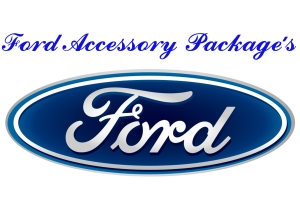 Ford Accessory Packages