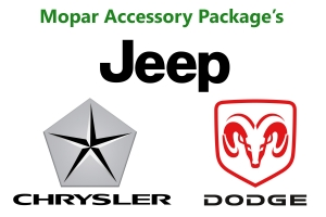 Jeep Dodge Chrysler Accessory Packages