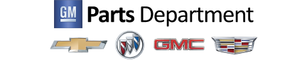 GM Parts Department Logo