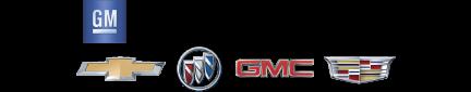 GM Parts Department Logo