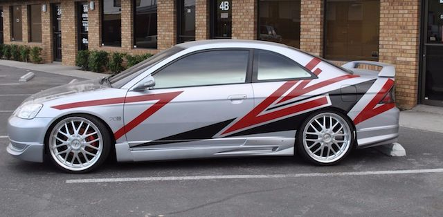 Custom Civic 1