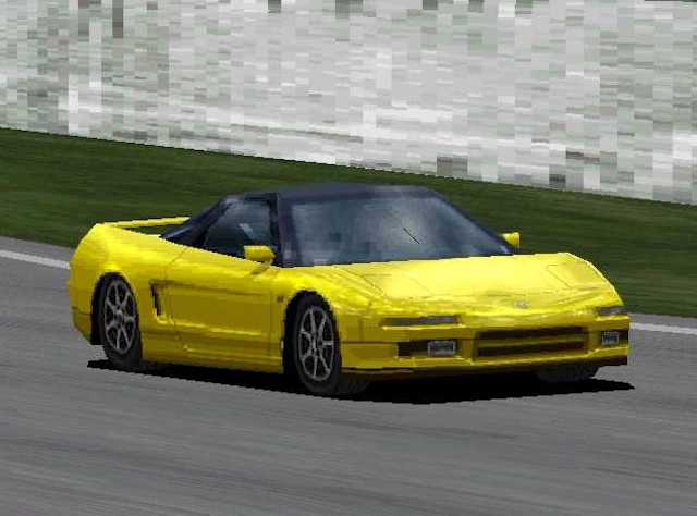 Video Honda nsx