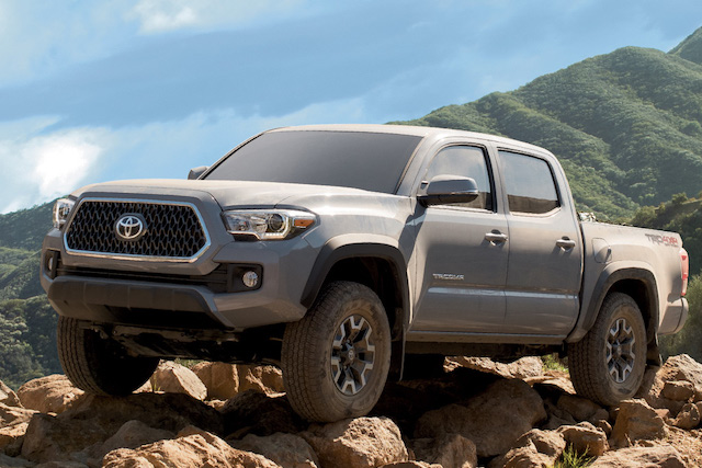 Toyota Tacoma Problems And Common Complaints Toyota Parts Center Blog