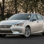 Toyota Brings 2015 Lexus Production to Kentucky