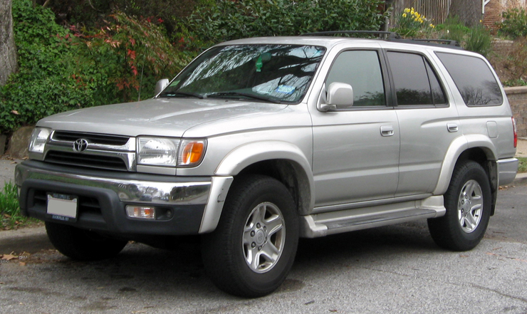 Toyota 4Runner Door Lock Failure - Diagnose Guide