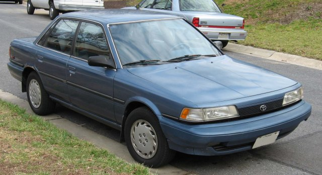 1991 Toyota Camry DX