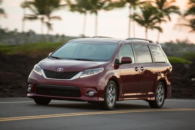 Toyota Sienna Problems And Common Complaints Toyota Parts Center Blog