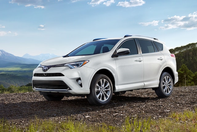 2020 Toyota Rav4 Hybrid Deals Prices Incentives Leases Overview Carsdirect