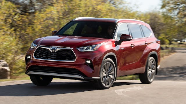 Toyota Highlander Problems And Common Complaints Toyota Parts Center Blog