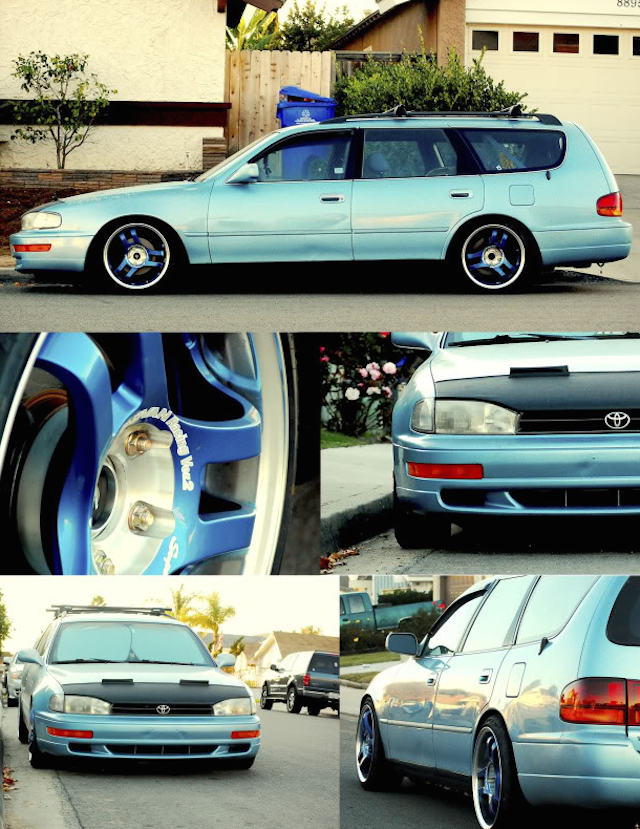 modded camry wagons making wagons cool again toyota parts center blog modded camry wagons making wagons cool