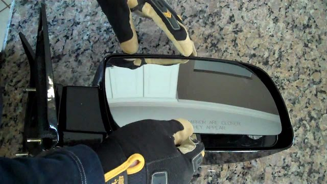 Can I Just Replace My Toyota S Side Mirror Glass Toyota Parts Center Blog