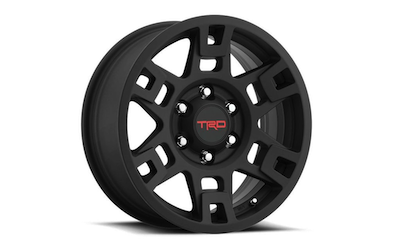 TRD Wheels