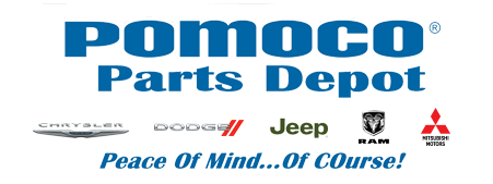 Pomoco Parts Depot Logo