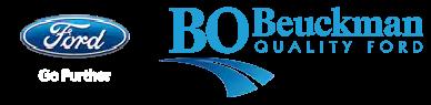 Bo Beuckman Quality Ford Logo
