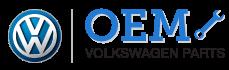 OEM Volkswagen Parts Logo