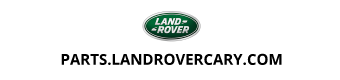Land Rover Cary Parts Logo