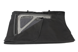 Window Storage Bag; 07-16 Jeep Wrangler JK - Rugged Ridge