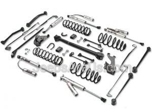 "MOPAR 4"" Lift Kit with Fox Shocks"