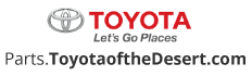Toyota of the Desert Logo