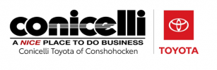 Conicelli Toyota Parts Center Logo