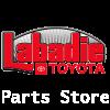 Labadie Toyota Parts Logo