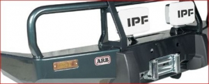 BUMPERS & BODY ARMOR landcruiser-100series