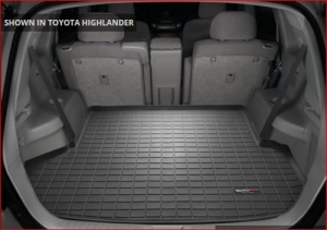 CARGO MATS & ACCESSORIES AVALON