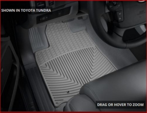 FLOOR MATS & LINERS AVALON