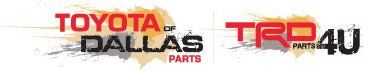 Toyota of Dallas Parts Logo