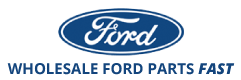 Wholesale Ford Parts Fast Logo