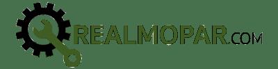 Real Mopar Logo