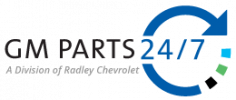 GM PARTS 24/7 Logo