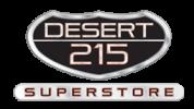 Desert 215 Superstore Logo