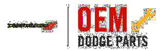 OEM Dodge Parts Logo