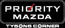Priority Mazda Parts Store Logo