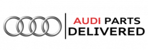 Audi Parts Delivered Logo