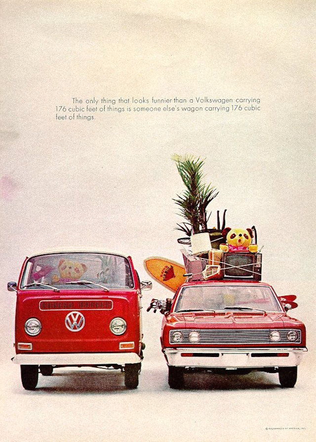 coolest vintage vw ads vw parts vortex blog