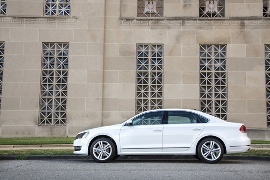2015 VW Golf, Beetle, Passat, Jetta Feature Improved MPG