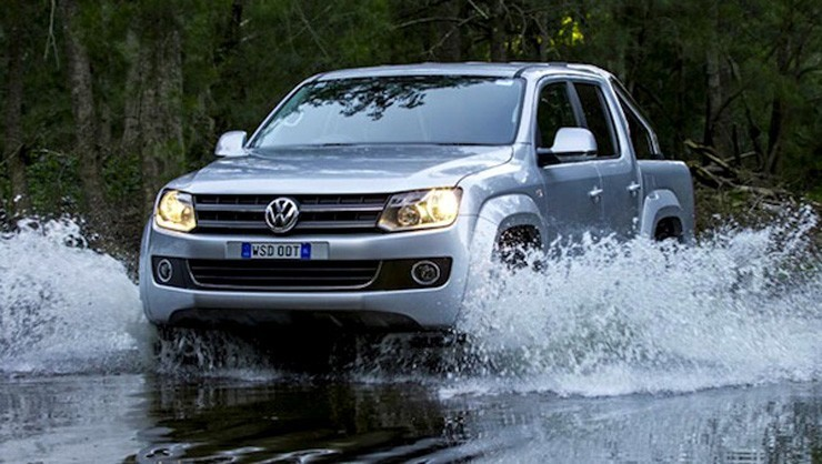 VW Amarok Might Come to the U.S. Through Commercial Division - Future Car Pondering