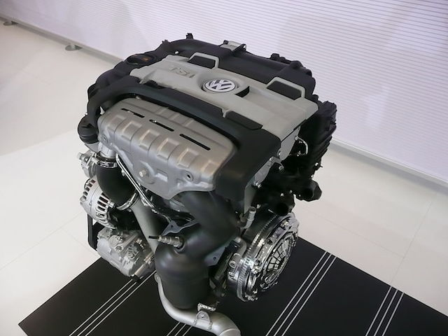 VW TSI Engine