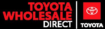 Wholesale Direct Toyota Parts Logo